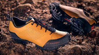 Bontrager GR2 gravel shoes