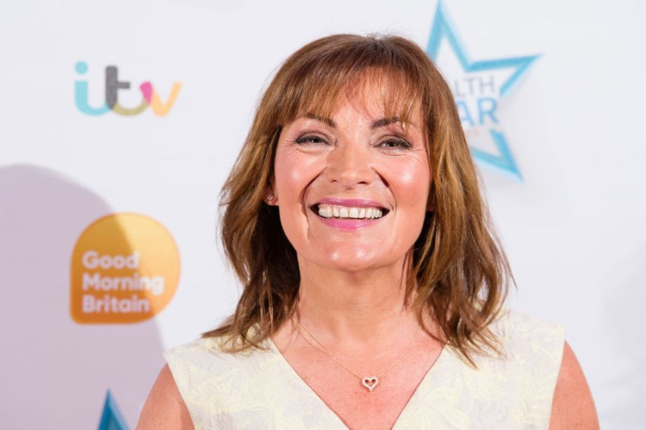 Lorraine Kelly Father's Day