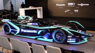 Jaguar S I Type 3 Formula E Race Car Is A Good Sign For Your Future Electric Vehicle