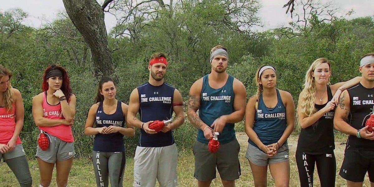 MTV's The Challenge Cast