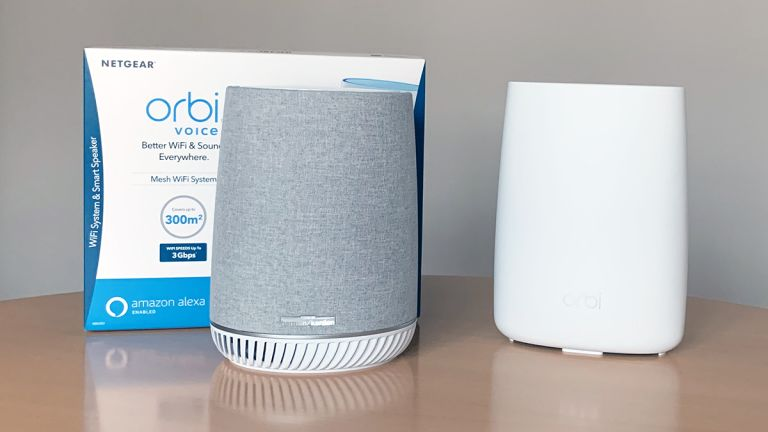 Netgear Orbi Voice review: Wi-Fi extender, smart speaker