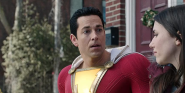 Why Shazam!'s Zachary Levi Thought The Rock Would Prevent Him From Landing The Role