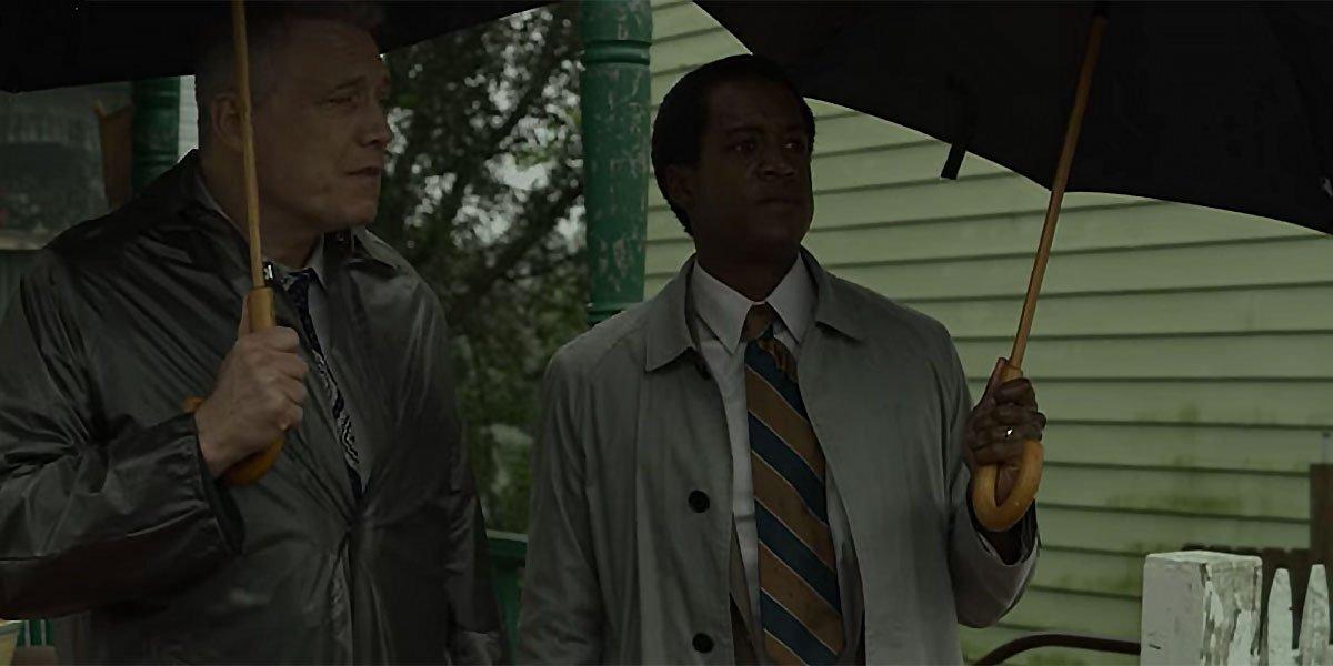 Bill Tench in Mindhunter Season 2