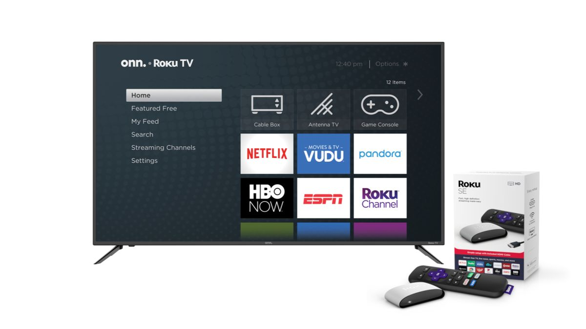 Roku's Black Friday deals include an $18 player and a 40-inch Full HD TV for $98