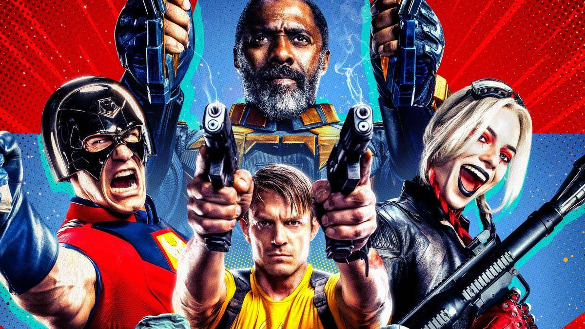 What time is The Suicide Squad released on HBO Max?