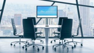 Crestron Ships New Compact Meeting Room Solution