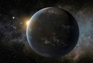 Wolf 1061 exoplanet