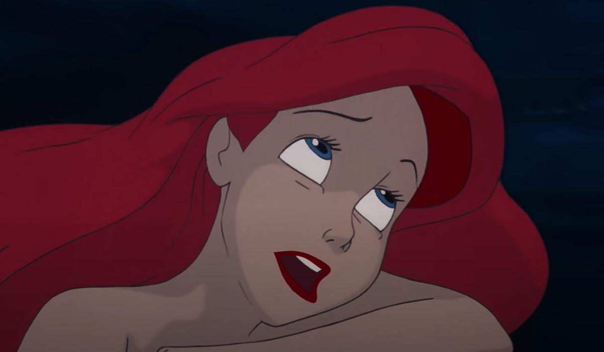 the little mermaid singing