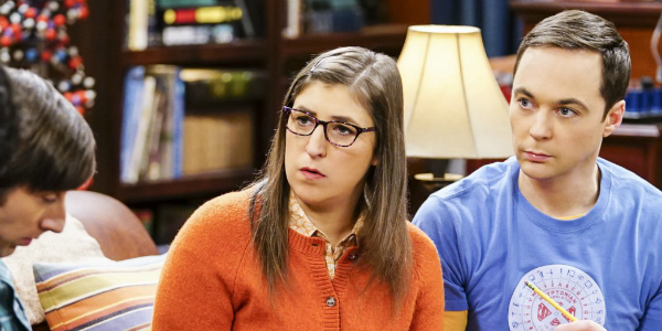 Mayim Bialik The Big Bang Theory
