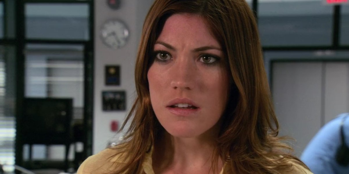 Jennifer Carpenter on Dexter