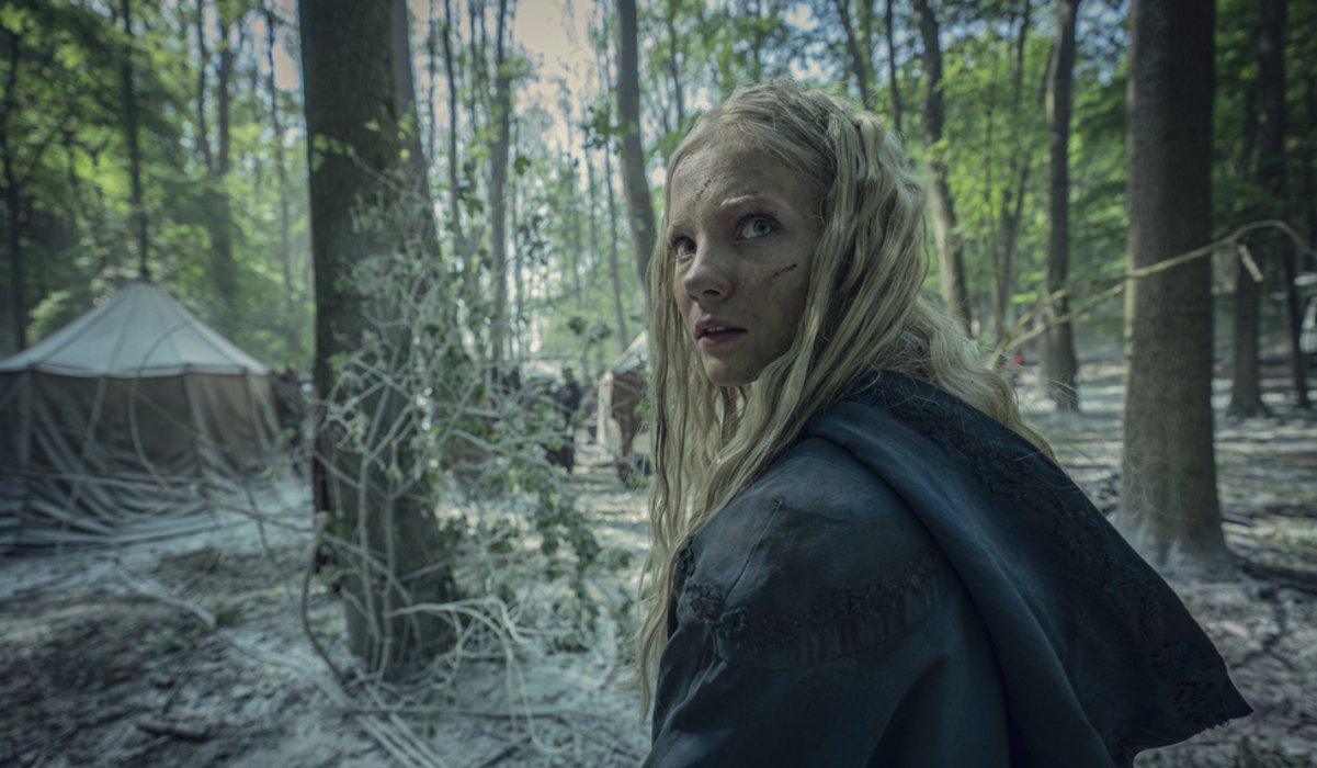 the witcher ciri season 1 forest netflix