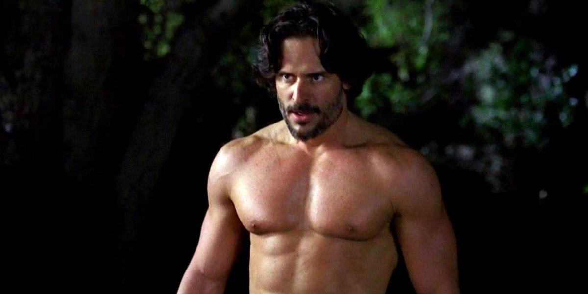 Joe Manganiello in True Blood
