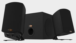 Klipsch's popular ProMedia 2.1 speakers are on sale again, this time for $80