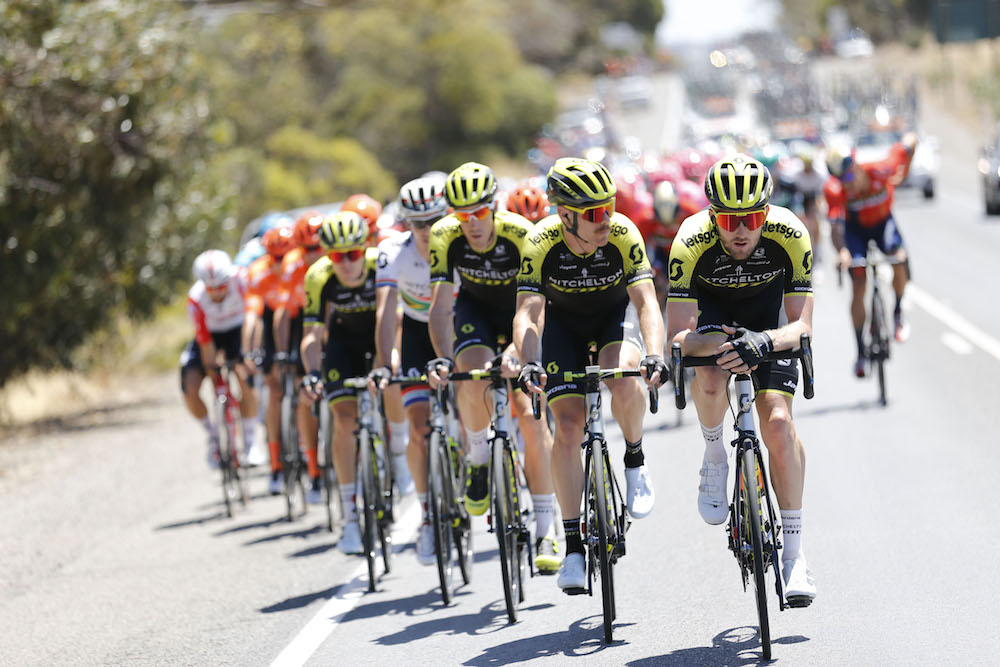 Watch: Tour Down Under 2019 stage five highlights