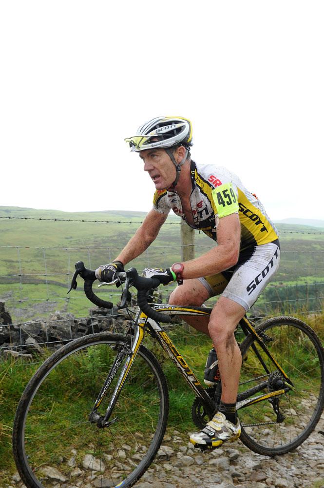 Nick Craig, Three peaks Cyclo-Cross 2011