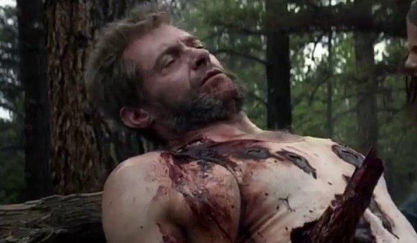 Logan Death Hugh Jackman