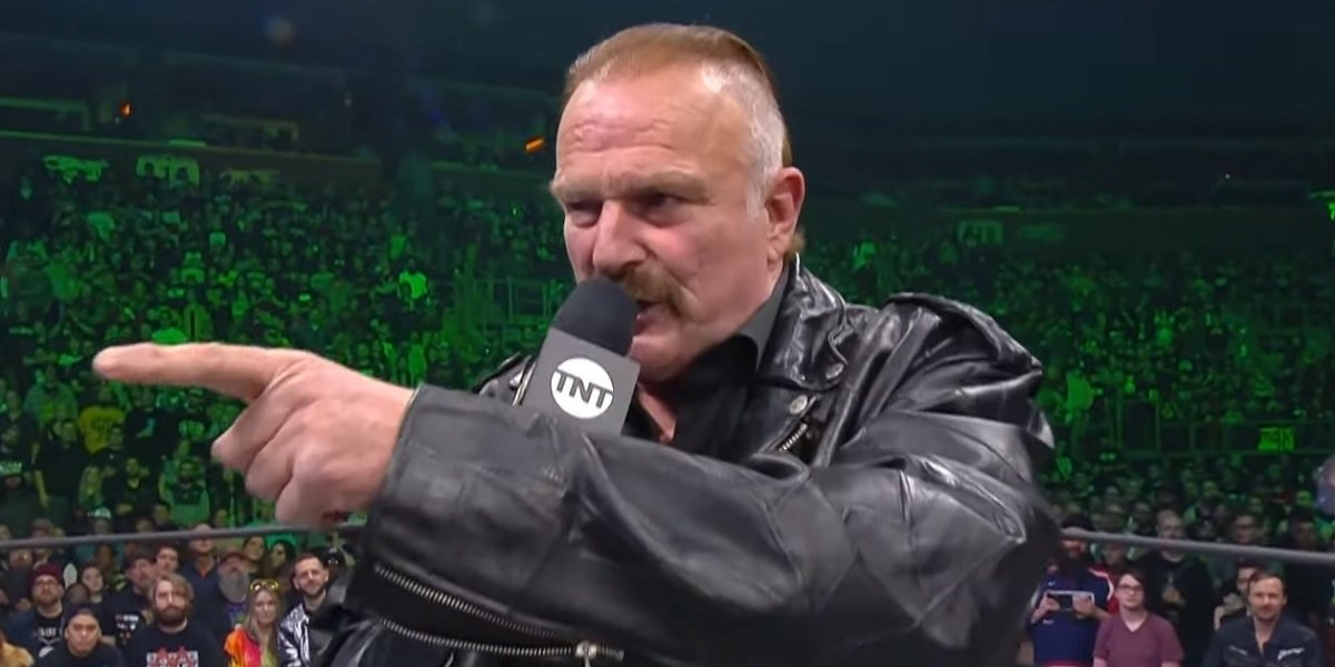 Jake The Snake Roberts AEW