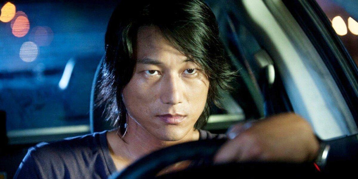 Sung Kang in Tokyo Drift