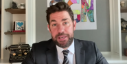 John Krasinski Wanted To Spread Good News To Fans, Started A YouTube Show