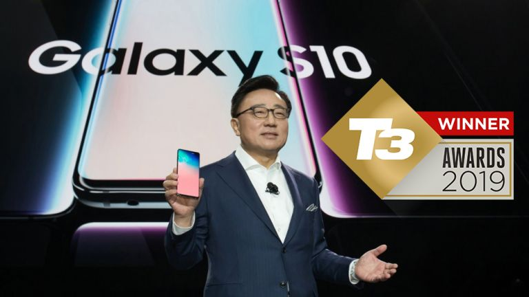 T3 Awards 2019 Samsung wins Brand Of The Year