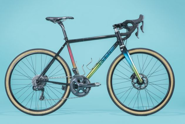 Isen All Season adventure road bike frameset review - Cycling Weekly 8c4685b21