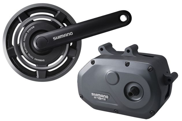 shimano steps groupset