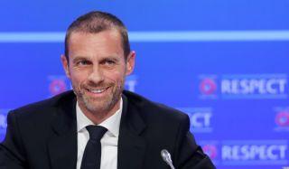 UEFA Nations League Finals Draw – Shelbourne Hotel