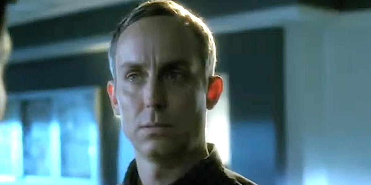 Wallace Langham as David Hodges in CSI: Crime Scene Investigation