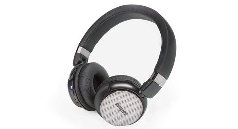 19a1056795f Cheap, portable, wireless and noise-cancelling, these Philips headphones  are fantastic value for money... Tested at £90