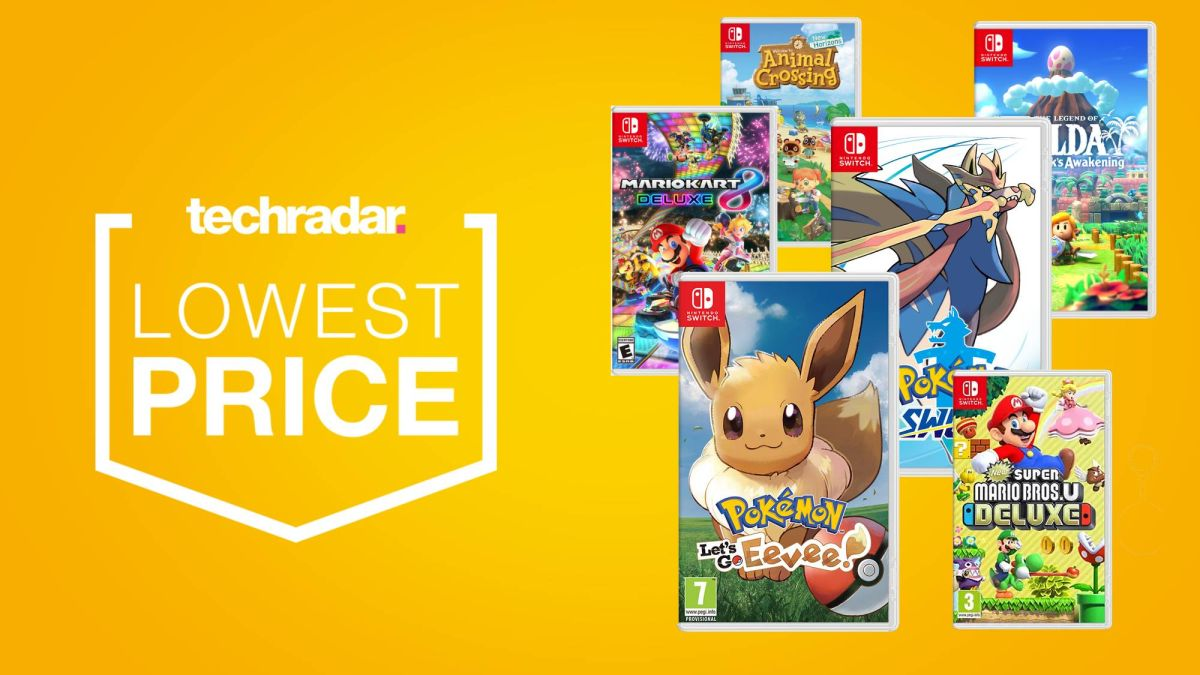 Super Cyber Monday Deals Nintendo Switch Games Are Down To Their Lowest Ever Price Today News Post