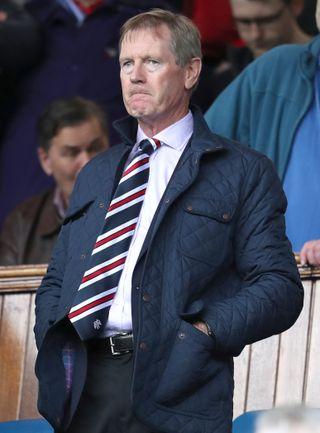 Rangers v Kilmarnock – Ladbrokes Scottish Premiership – Ibrox Stadium