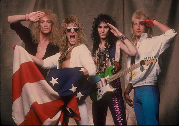 Revisiting David Lee Roth S Eat Em And Smile 30 Years Later Guitar World