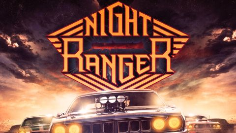 Cover art for Night Ranger - Don't Let Up album