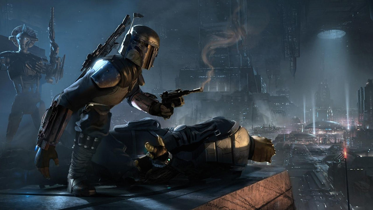 Single player Star Wars games have been dead for a few years