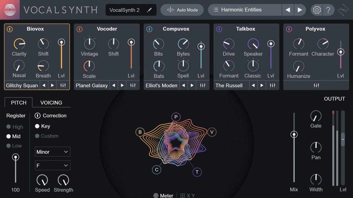 iZotope VocalSynth 2 review   MusicRadar