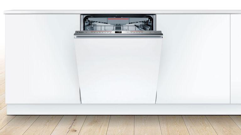 Best integrated dishwasher - Bosch dishwasher - Real Homes