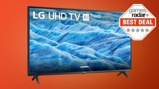 This cheap 4K TV deal costs just $350 for a 49-inch LG Smart screen