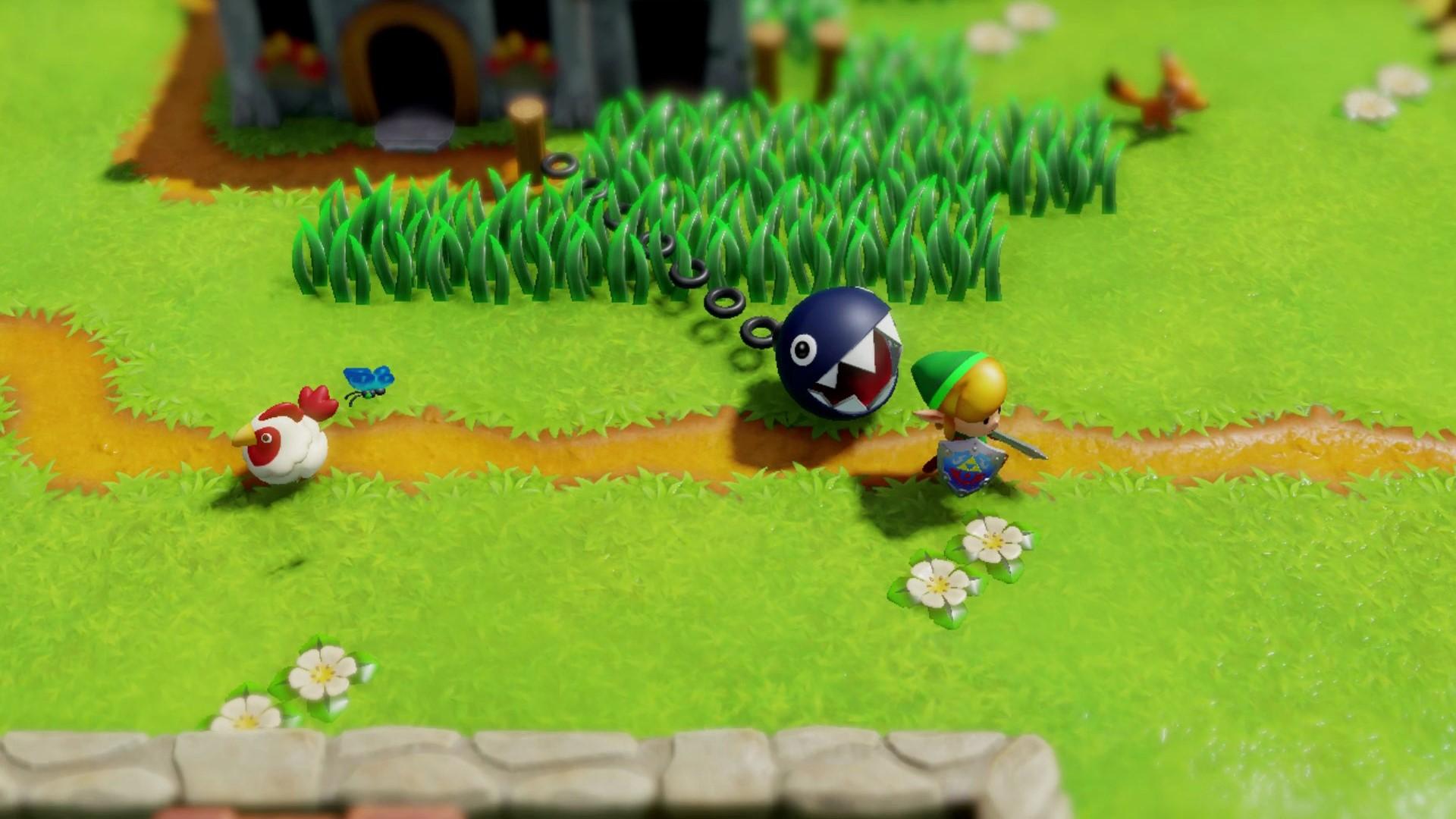The Legend Of Zelda Links Awakening Is Coming To Nintendo Switch