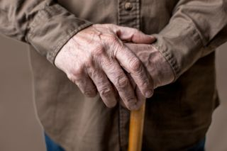 Parkinson's disease is more likely to develop in people over the age of 60.