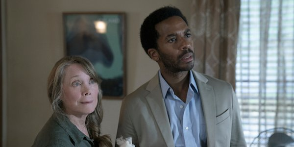 Ruth Deaver Henry Deaver Sissy Spacek Andre Holland Castle Rock Hulu