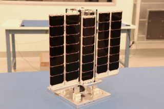 Arkyd 3 Reflight Spacecraft