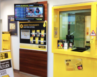 Western Union Puts BrightSign in 40 German and Austrian Branches