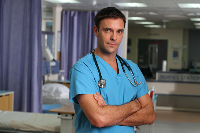 Can Luc be Holby's hero of the hour?