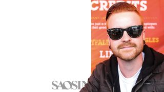 Matty Mullins of Memphis May Fire attends a signing at the Vans Warped Tour on June 16, 2013 in Portland, Oregon. (Photo by Chelsea Lauren/WireImage