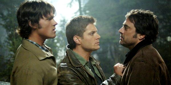 Supernatural Sam Winchester Jared Padalecki Dean Winchester Jensen Ackles John Winchester Jeffrey De