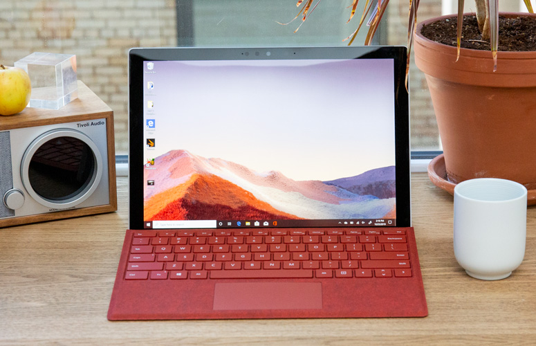 Microsoft Surface Pro 7 Full Review And Benchmarks