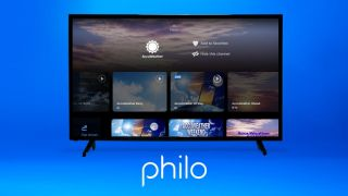 AccuWeather on Philo streaming service