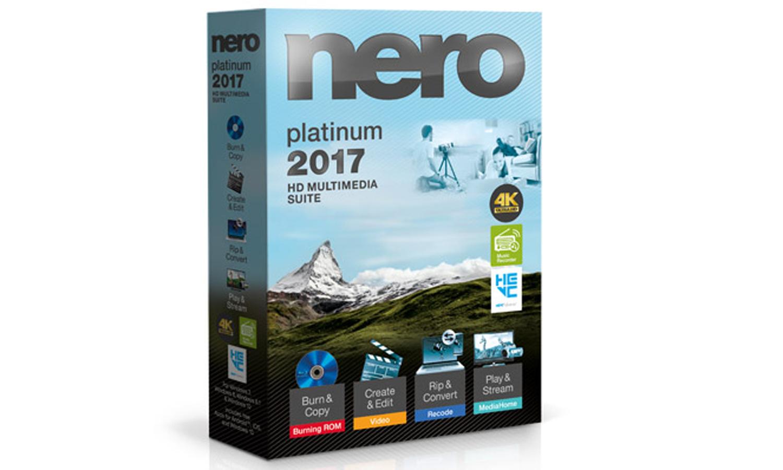 Nero 2017 Platinum | Tom's Guide