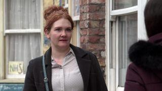 Coronation Street spoilers: Furious Fiz Stape confronts Alina!