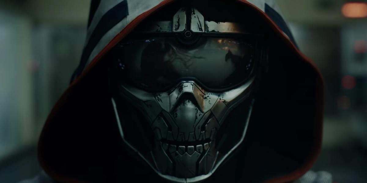 Taskmaster in Black Widow 2021